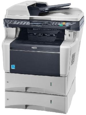 מדפסת לייזר משולבת שחור לבן FS-3140MFP